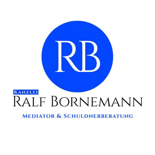 Dieses Bild zeigt das Logo des Unternehmens Kanzlei Ralf Bornemann